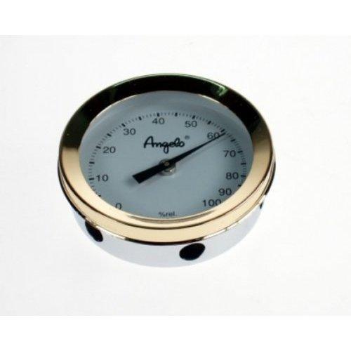 Lifestyle-Ambiente Hygrometer Angelo Luxusversion inkl Tastingbogen