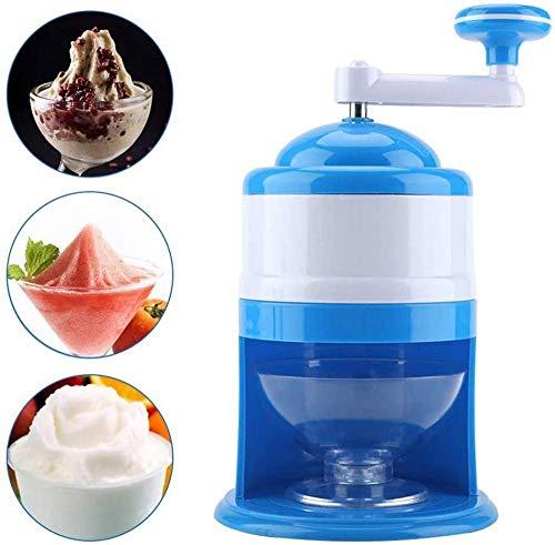 Best Deals! qiuqiu Crushed Ice Machine, Ice Crusher, Manual Ice Machine, Manual Crank Machine, Home ...