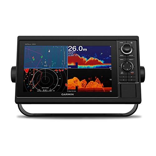 Garmin Kartenplotter GPSMAP1022xsv mit 10 Zoll Display, Schwarz, OneSize, 0753759168315