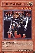 Yu-Gi-Oh! - D.D. Warrior Lady (DCR-027) - Dark Crisis - 1st Edition - Super Rare