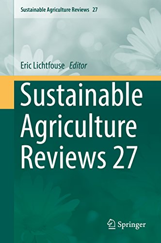 Sustainable Agriculture Reviews 27 (English Edition)