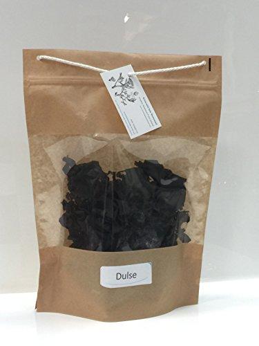 emerald isle seaweed Irish Dulse Dried 100 grams Organic, From Organic certification