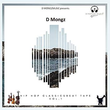 Hip Hop Classics Beat Tape Vol.01