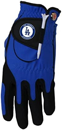 Zero Friction MLB Los Angeles New popularity Left Baltimore Mall Hand Glove Golf Dodgers