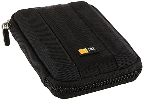Case para HD Portátil QHDC-101, Case Logic, Mochilas, Capas e Maletas para Notebook, Preto, Case Logic, Mochilas, capas e maletas para notebook, Preto