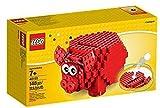 LEGO Ideas Hucha con Forma de Cerdito - Juegos de construcción (Multi)