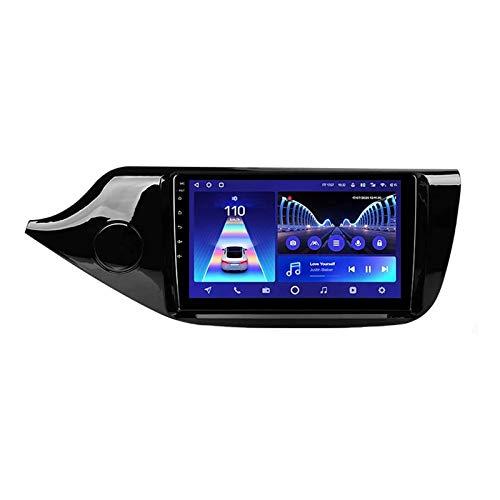Coche Estéreo Para Kia Ceed 2 JD 2012-2018 Android Head Unit Touch Screen Radio Receptor Sat Nav Multimedia Video Player Soporte Mirrolink Wifi Bluetooth Llamada Manos Libres,4 core 4g+wifi: 2+32gb
