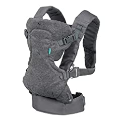 Infants 8-32 pounds 4 ways to carry baby-facing in narrow seat for newborns, facing in wide seat for older babies, facing out narrow seat for babies with head control and back carry wide seat for older babies and toddlers Includes wonder cover 2-in 1...