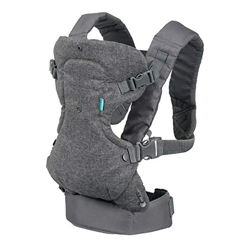 Infantino Flip 4in1 Convertible Carrier Grey