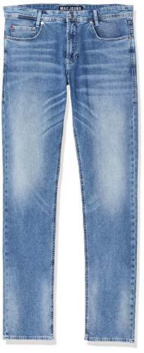 MAC Jeans Herren Jog\'n Jeans, Light Authentic Sky Blue, W35/L36 (Herstellergröße: 35/36)