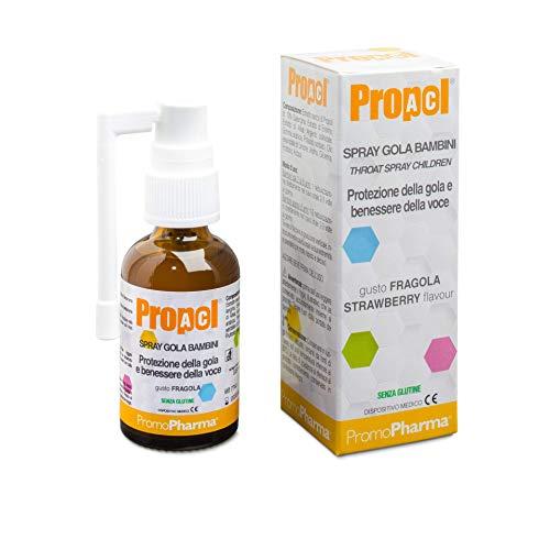 Propol Ac Spray Gola Bambini Dispositivo Medico - 90 gr
