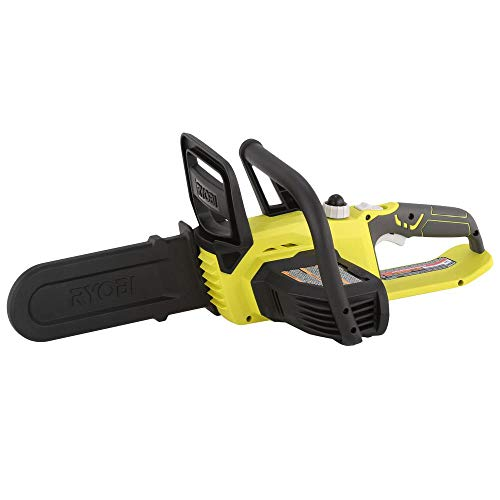Ryobi ONE+ 10 in. 18-Volt Lithium-Ion Cordless Chainsaw - Battery and Charger Not Included