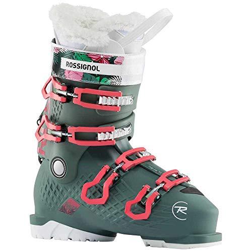 Rossignol All Track Girl Skischuhe, Mädchen, Grün (Blume), 24.5