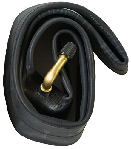 CBK-MS® 1x 12 Kinderwagen Schlauch 12 1/2 x 2 1/4 = 62-203 AV 45° Winkel Autoventil auch für Roller Dreirad Laufrad Fahrrad Anhänger
