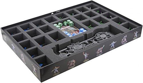 Feldherr Foam Kit for The Blood Bowl 2016 boardgame Box