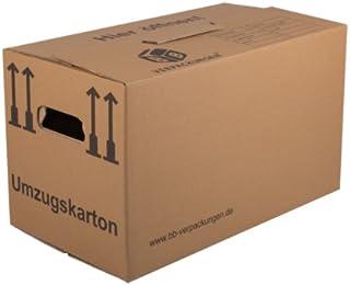 BB Verpackungen Umzugskartons 25 Stuck Profi STABIL 2 WELLIG