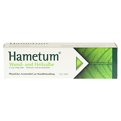 Hametum Wund- und Heilsalbe, 50 g