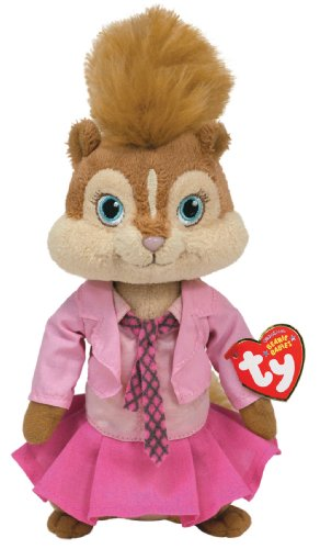 Ty Beanie Baby Brittany, Alvin and the Chipmunks