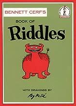 Book of Riddles (Beginner Series) by Bennet Cerf (1984-10-08)