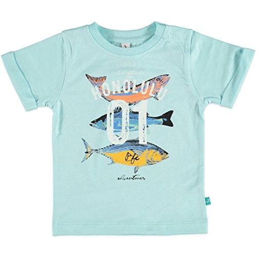 Babyface Bébé fille T-shirt / tee shirt, Vert foncé, taille 80