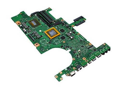 Intel Core i7-4720HQ 2.6GHz SR1Q8 Processor Laptop Motherboard 60NB0890-MB1203 for Asus ROG G751JL Series