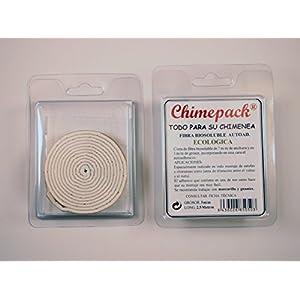 Kit fibra cerámica biosoluble ecológica (15×3)