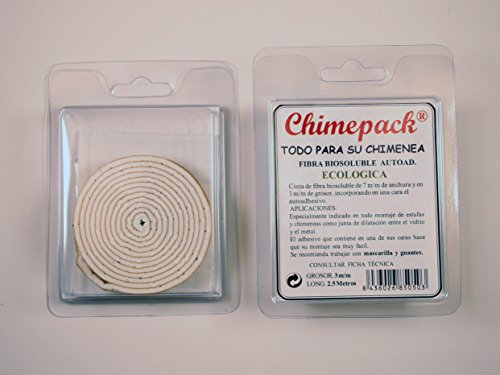 Kit fibra cerámica biosoluble ecológica (7×3)