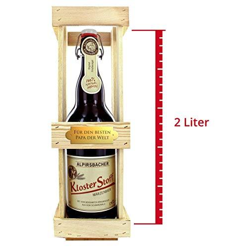 2L XXL-Geburtstags-Bier - das originelle Geschenk mit Ihrer individuellen Namens-Gravur