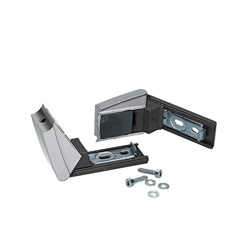 Kit de reparación de bisagras de puerta Kit de reparación de refrigerador para Liebherr 9590178 9590124