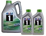 Aceite Lubricante Motor - Mobil 1 ESP 5W-30 dexos 2, 7 Litros (5 lts + 2 x 1 lt)