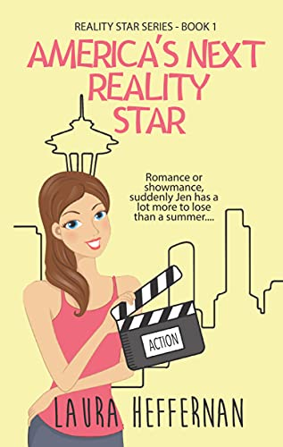 America's Next Reality Star by [Laura Heffernan]