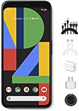 $539 » Google - Pixel 4 Unlocked Android Smartphone with 64GB Memory Cell Phone Unlimited Cloud Storage (Black), AT&T/T-Mobile/Ve...