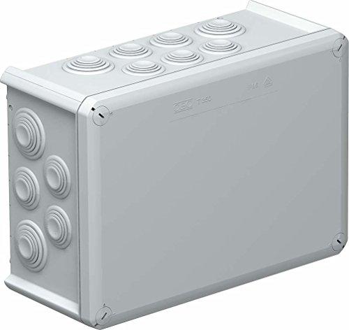 BETTERMANN Kabelabzweigkasten IP66 285x201x120mm, 35mm