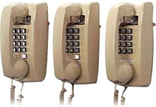 $43 » Sponsored Ad - Cortelco 255413-VBA-20M Wall Phone with Volume Control44; Beige