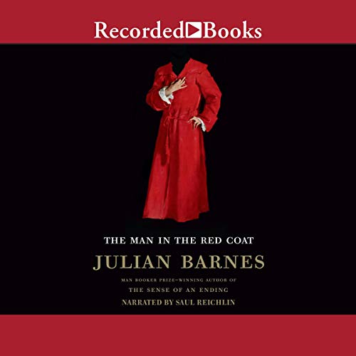 The Man in the Red Coat audiobook cover art