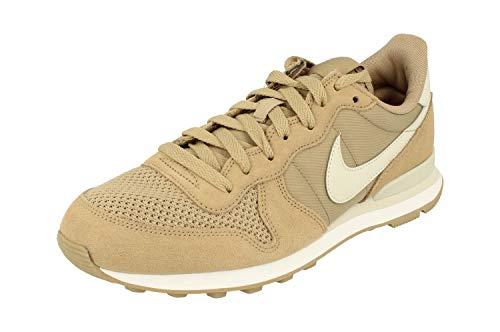 NIKE Internationalist SE Herren AV8224 Sneakers Turnschuhe (UK 10 US 11 EU 45, Khaki Light Bone White 200)