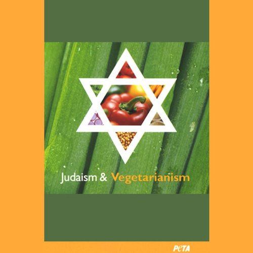 Judaism and Vegetarianism audiobook cover art
