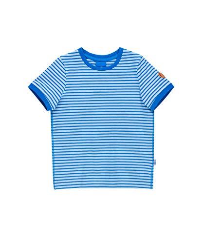 Finkid Renkaat aquamarine french Kinder kurzarm T-Shirt mit UV-Schutz