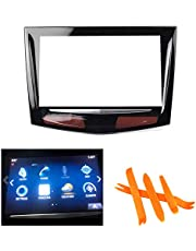 Touch Screen Display for 2013-2017 Cadillac XTS CUE ATS CTS SRX Replacement Free Trim Tools