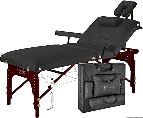 Top 10 Best wooden 3 section portable massage table Reviews