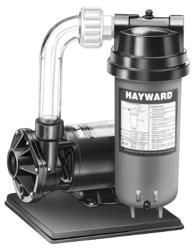 Hayward C2251540LSS Micro StarClear 40 GPM Above-Ground Pool...
