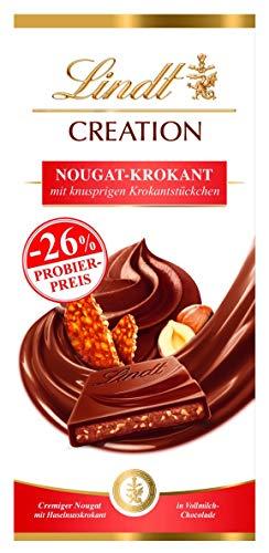 Lindt Creation Nougat-Krokant, Promotion, 150 g, 10655