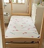 JKL J-Almohada De Grosor de Espuma viscoelástica for colchón, Plegable Tatami Estera del Piso, Almohada futón japonés, Cama el Dormir del colchón Cuhsion Topper, for Dormitorio Principal