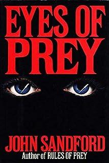 By John Sandford - Eyes of Prey (1991-04-19) [Hardcover]
