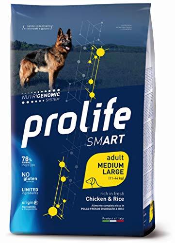 prolife Smart Pollo Fresco E Riso Adult Medium/Large 12 kg