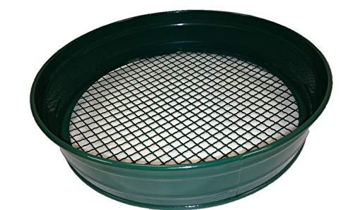 Greenkey 755 Tamis de Jardin en métal Maille 12 mm