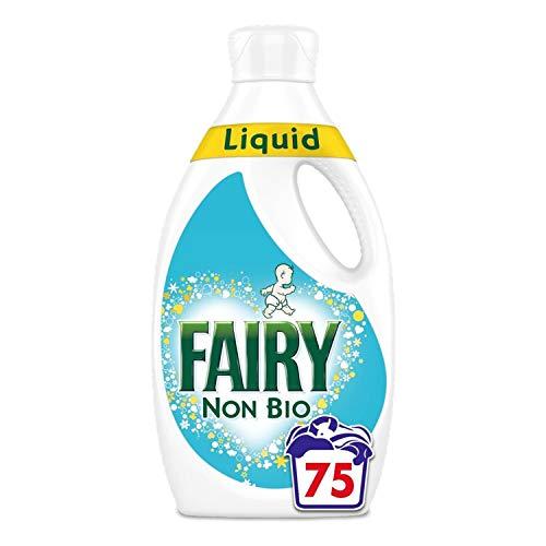 Fairy Waschflüssigkeit für empfindliche Haut, nicht biologisch, 1 Stück, 75 Wäschen