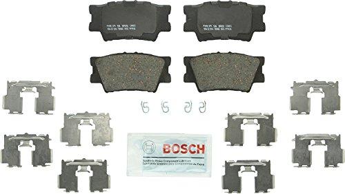 Bosch BP1212 QuietCast Premium Semi-Metallic Disc Brake Pad Set For...