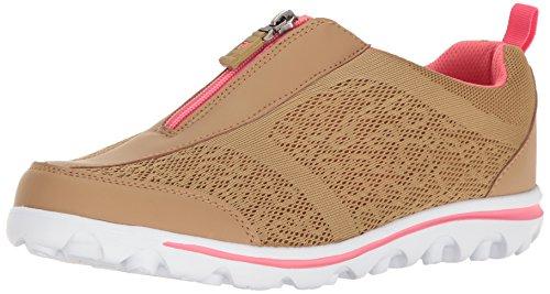 Womens TravelActiv Zip Up Sneaker