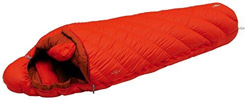 モンベル(mont-bell) 寝袋 ダウンハガー650 #1 オレンジ [最低使用温度-10度] R/ZIP OG 1121255